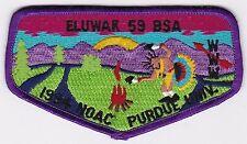 OA FLAP - ELUWAK - LODGE# 59 - S19 - NOAC 1994 - MERGED IN 1995