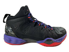 Nike Air Jordan Melo M10 Black Basketball Sneakers Shoes Mens US 8 629876-053