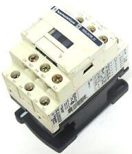 TELEMECANIQUE CAD50G7 RELAY 120V, 50/60HZ