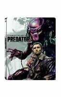 Predator [Edition Limitee SteelBook 4K Ultra HD + Blu-Ray] // BLU RAY NEUF
