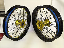 ***FA-BA*** COPPIA RUOTE FLAT TRACK  HONDA CRF  flat track wheel