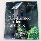 Tole-painted Garden Furniture By Areta Bingham (trade Cloth)