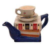 Carters of Suffolk Jane Austen Books & Tea teapot