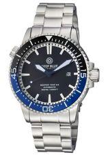 Deep Blue Master 1000 2.5 Automatic Dive Watch Ceramic Bezel Blue/Black Batman