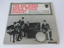 The Rob Hoeke Boogie Woogie Quartet swanee river boogie EP 7 Inch Vinyl