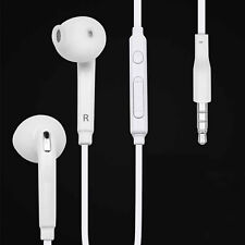 Original Headset Earphone Headphone With Mic For Samsung GALAXY S6 i9800 S6