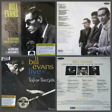 Bill Evans - Lotto 2 LP - Live at Art D'Lugoff's Top of the Gate-Some other time
