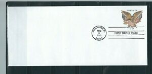 US SC # U682 Eagle, Shield And Flag  # 9 Envelope  FDC . Ready For Cachet