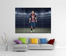 Lionel MESSI BARCELONE BARCA GIANT WALL ART PRINT POSTER PHOTO XL