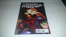 The Amazing Spider-Man # 674 (Marvel, 2012) Vulture Returns