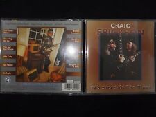 CD CRAIG ERICKSON / TWO SIDES OF THE BLUES /