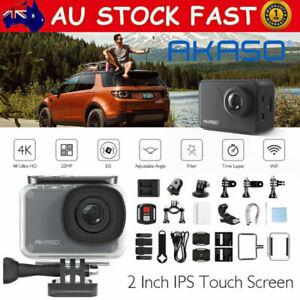 AKASO V50 Pro 4K 20MP WiFi Action Camera Remote Control Camera DVR DV Recorder