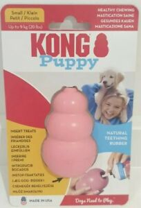 Kong Puppy - Dog Toy - Chew - Small - Pink - New.
