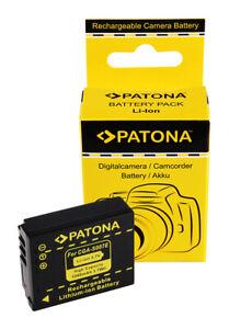 Batterie Compatible Panasonic DMC-TZ1 , DMC-TZ2 , DMC-TZ3 , DMC-TZ4 , DMC-TZ5