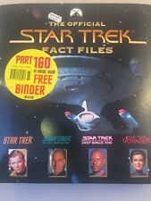 Collectable The Official Star Trek Fact Files No11