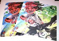 OFFICIAL Trippie Redd Exclusive LP ALLTY3 Vinyl + Signed / Autographed Litograph