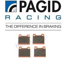 For Porsche 356C 911 912 914 Front Disc Brake Pad Set Pagid Racing 99 5541 539