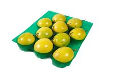 Fresh Yellow Passion Fruit, Passiflora, Maracuya, Lilikoi -Grade B- Over 4.5 Lbs