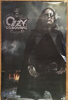 "Ozzy Osbourne Black Rain rolled poster 22.5"" X 34"" #9221 By Funky Trends USA"
