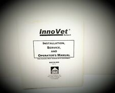 Veterinary X Ray Reference Service Manuals For Summit Innovet