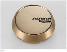 YOKOHAMA ADVAN Racing wheels Center Cap MIDDLE (φ73 bronze anodized) from JAPAN