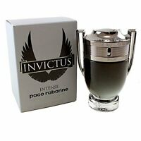 Invictus Intense Paco Rabanne Edt Spray 1.7 Oz (50 Ml) Mens