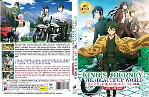 Kino's Journey -The Beautiful World- ~ All Region ~ Brand New & Factory Seal ~
