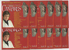 CANTARES Music From SPAIN TV SHOW from 1978 / 12 SPAIN CDs Complete Collection !