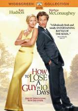 How to Lose a Guy in 10 Days ~ BRAND NEW! (DVD 2003 Widescreen) ROMANTIC COMEDY