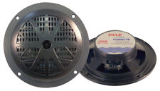 """Pyle PLMR51B 5-1/4"""" Black Waterproof Marine Speaker"""