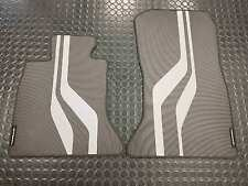 BMW M5 Performance Floor Mats F10 528i 535i 550i 2012-2017 Front Set OEM