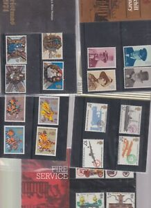 GB PRESENTATION PACKS 1974-1981 COMPLETE ?  50 COMPLETE PACKS