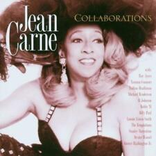 JEAN CARNE Collaborations NEW & SEALED MODERN SOUL CD (EXPANSION)  JAZZ DUETS