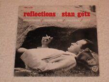 "STAN GETZ REFLECTIONS RARE SPANISH ORIGINAL ISSUE EP 7"""