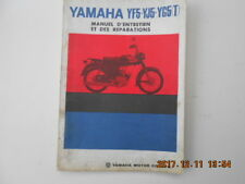 yamaha .yf5 . yj5 . yg5(t) . manuel d'entretien .  yf 5 . yj 5 . yg 5 (t)