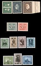 Liechtenstein Collection MLH CV$136.50 1939-1954