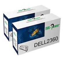 Black Toner Cartridge For DELL B2360d B2360dn B3460dn B3465dnf