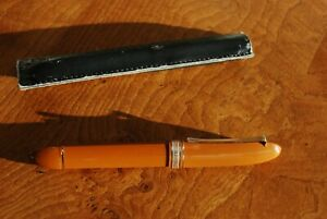 OMAS 360 Colonial fountain pen, medium nib. Fantastic writer.