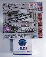 Transformers Netflix War For Cybertron Ultra Magnus and DNA Add On Kit New MISB