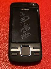 New ORIGINAL Nokia Slide 6600i Slide - Matt Black (Unlocked) Mobile Phone