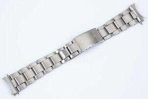 Vintage Rolex 1971 Oyster Bracelet Ref. 7836 w/ 258 20 mm Ends for GMT/Datejust!