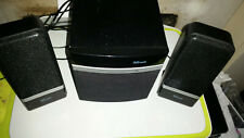 2.1 SUBWOOFER AND SPEAKERs PC SPEAKER SYSTEM - Trust USB