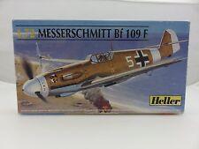 Heller MESSERSCHMITT Bf109f 1/72 Scale Plastic Model Kit UNBUILT