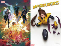 Marauders #3 First Print or Jeehyung Lee 1:25 Variant Marvel X-Men DX 2019