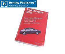 Repair Manual Volkswagen Jetta Bentley 2005 - 2010 VW8000501