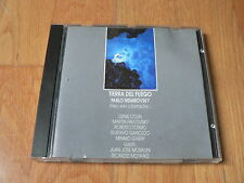 Pablo Nemirovsky - Tierra del Fuego - Viejo, solo y borracho - CD Adda 1992