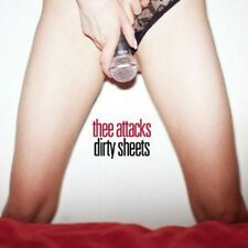 Thee Attacks - Dirty Sheets [New CD] Canada - Import