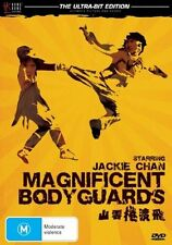 Magnificent Bodyguards (DVD, Region 4) Jackie Chan - Brand New, Sealed