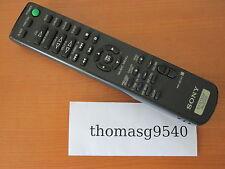 Originaux Sony FB rm-se1av pour hcd-h991av 12 Mois De Garantie *