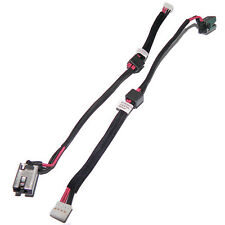 DC POWER JACK PLUG HARNESS IN CABLE FOR Toshiba Satellite P870 P870D P875 P875D